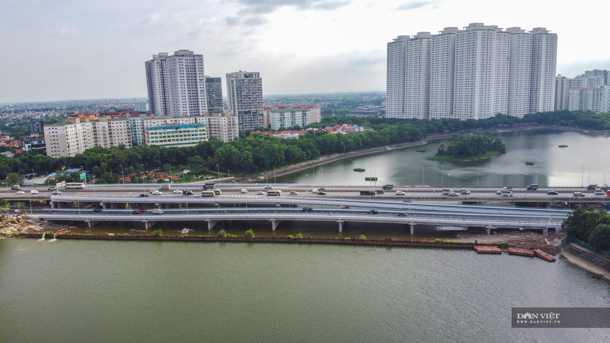 Những cây cầu làm thay đổi diện mạo Thủ đô trong những năm qua - Ảnh 26.