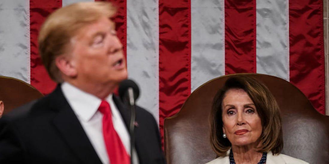 Quốc hội Mỹ tỏ ý nghi ngờ ông Trump về điều này và đây là phản ứng bất ngờ của Tổng thống Mỹ - Ảnh 1.