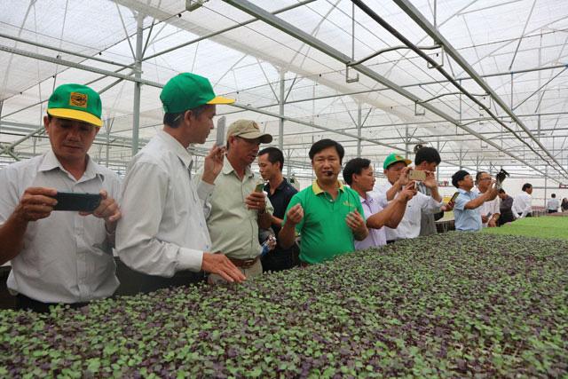 Phát huy truyền thống yêu nước, chung tay phát triển nông nghiệp thịnh vượng, nông thôn văn minh, nông dân giàu có - Ảnh 4.