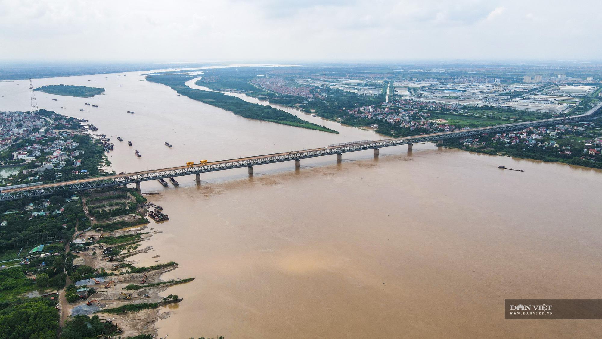 Những cây cầu làm thay đổi diện mạo Thủ đô trong những năm qua - Ảnh 5.