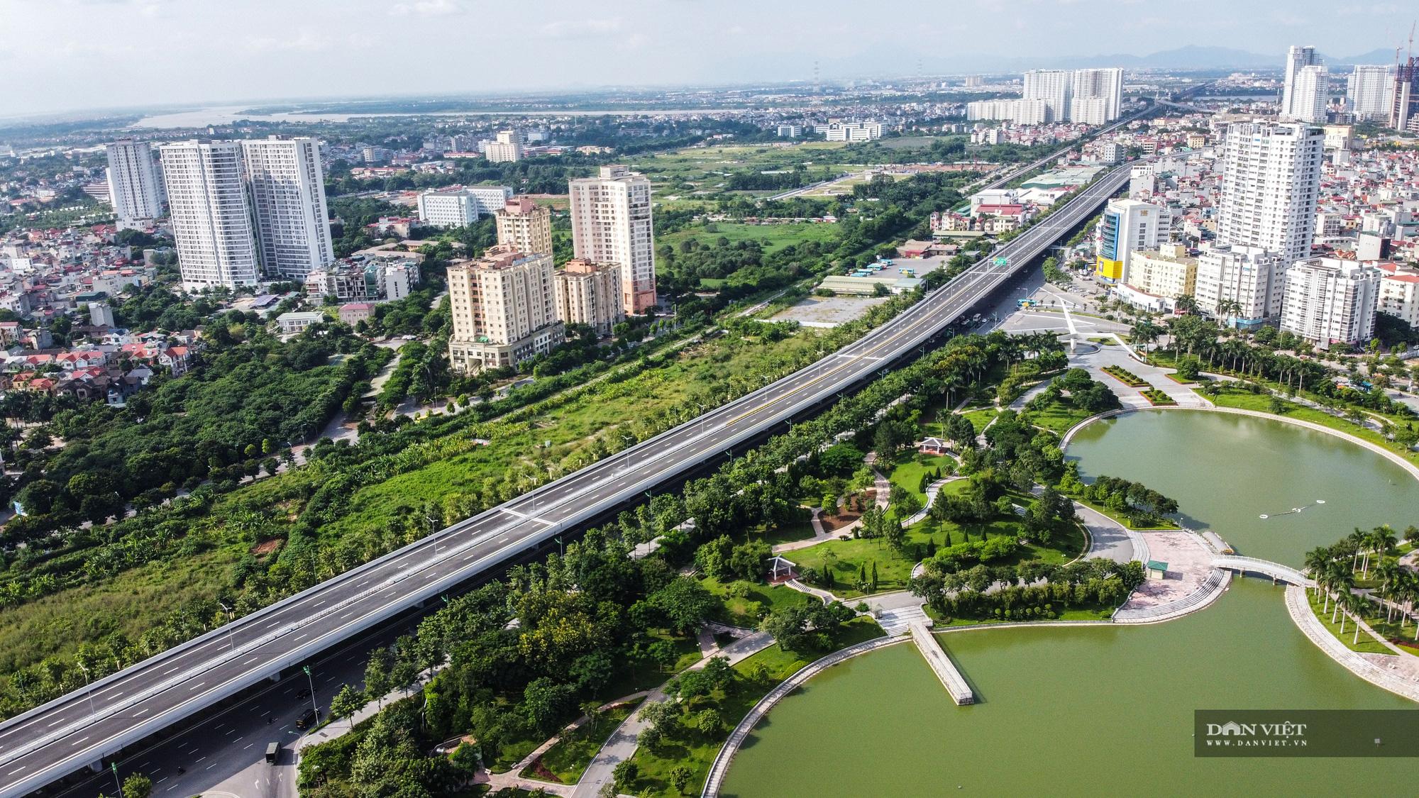 Những cây cầu làm thay đổi diện mạo Thủ đô trong những năm qua - Ảnh 17.