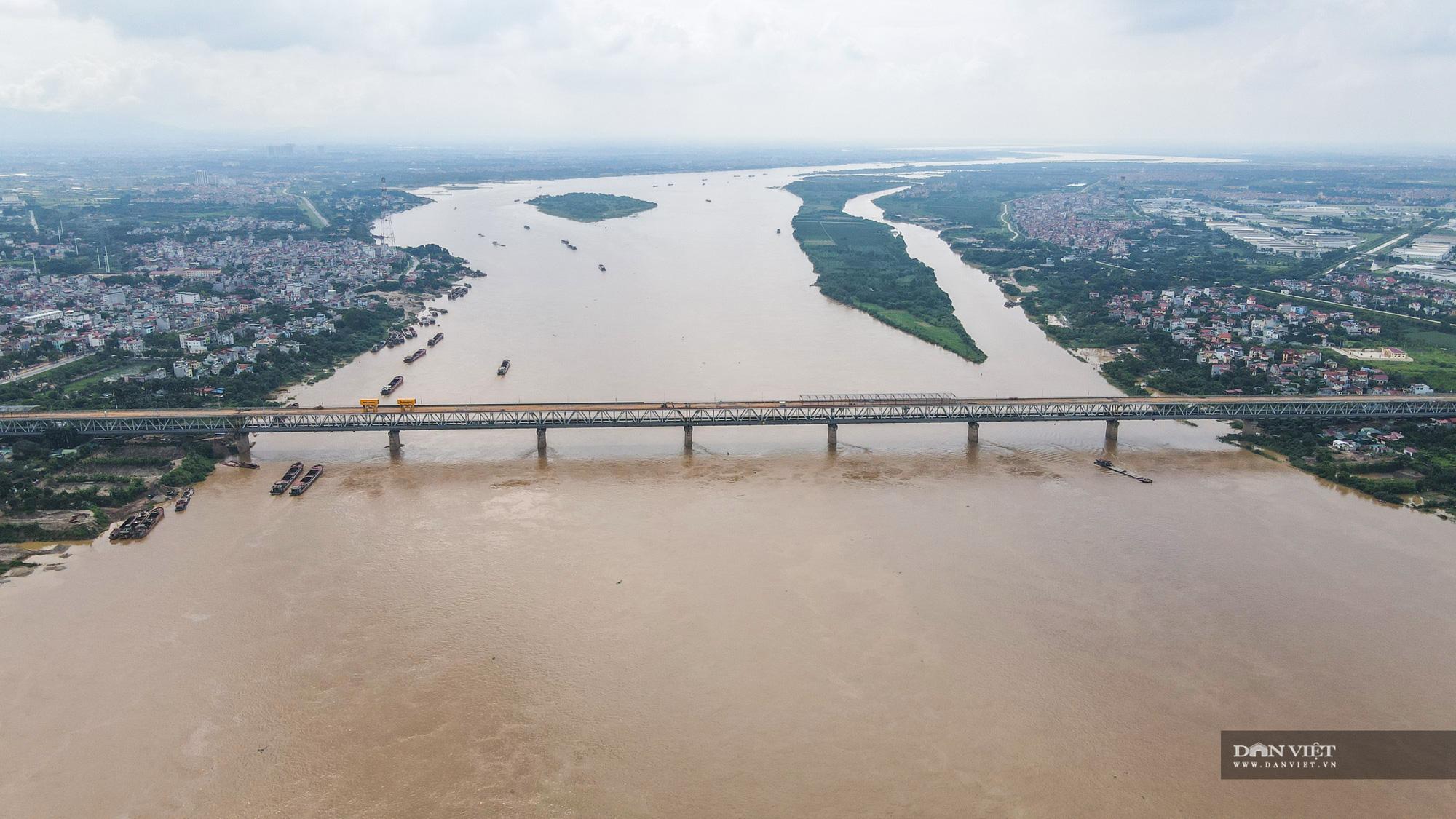 Những cây cầu làm thay đổi diện mạo Thủ đô trong những năm qua - Ảnh 7.