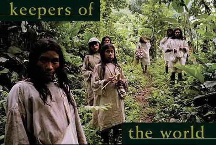 Bộ tộc sống giữa rừng sâu nhưng biết hết mọi việc khắp thế giới - Ảnh 7.