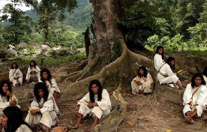 Bộ tộc sống giữa rừng sâu nhưng biết hết mọi việc khắp thế giới - Ảnh 10.