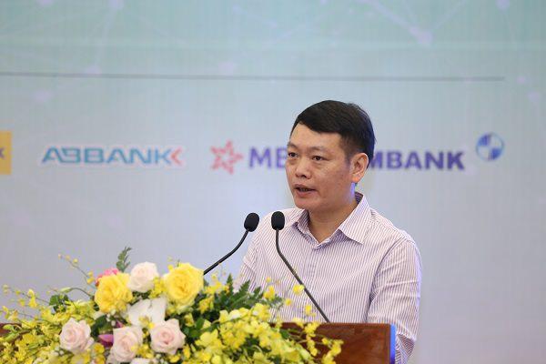 Ông Nguyễn Thế Huân, Thành viên HĐQT Ngân hàng TMCP Công Thương Việt Nam (VietinBank), trình bày tại Vietnam Bankinh Forum 2020