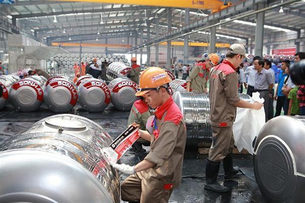 Sơn Hà bị phạt hơn 8 tỷ đồng tiền thuế - Ảnh 1.