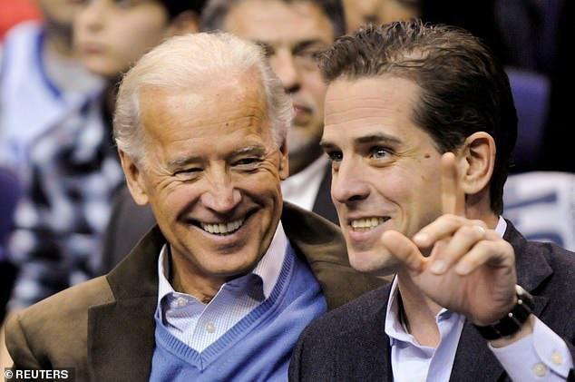 Bí ẩn khó hiểu quanh chiếc laptop có thể ngáng chân Biden vào Nhà Trắng - Ảnh 2.