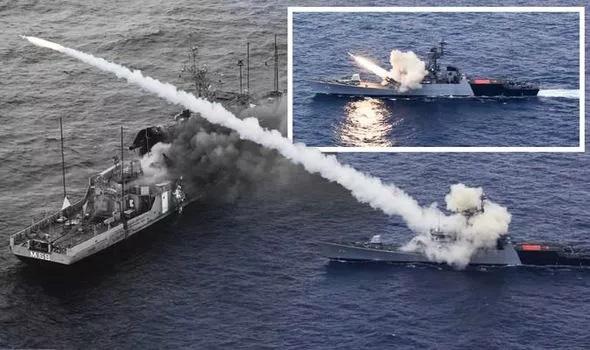 """Hải quân Ấn Độ phá hủy tàu """"dằn mặt"""" Trung Quốc  - Ảnh 1."""