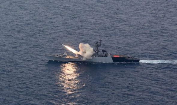 """Hải quân Ấn Độ phá hủy tàu """"dằn mặt"""" Trung Quốc  - Ảnh 2."""