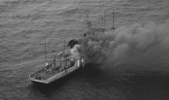 """Hải quân Ấn Độ phá hủy tàu """"dằn mặt"""" Trung Quốc  - Ảnh 3."""