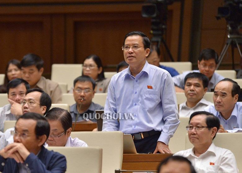 ĐBQH chất vấn Chánh án TAND Tối cao Nguyễn Hòa Bình vụ ly hôn của vợ chồng chủ cà phê Trung Nguyên - Ảnh 1.