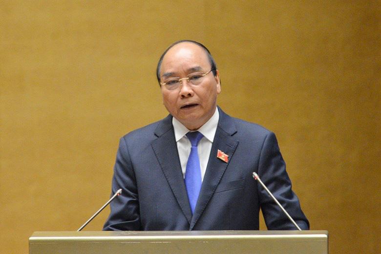 Thủ tướng trả lời chất vấn nữ ĐBQH Ksor H'Bơ Khăp về văn hóa từ chức - Ảnh 1.