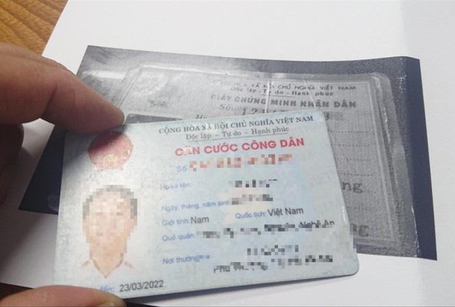 Thẻ Căn cước công dân ghi sai thông tin phải làm gì? - Ảnh 1.