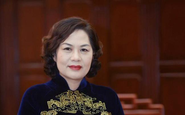 Chân dung bà Nguyễn Thị Hồng, người được giới thiệu làm Thống đốc Ngân hàng Nhà nước  - Ảnh 1.