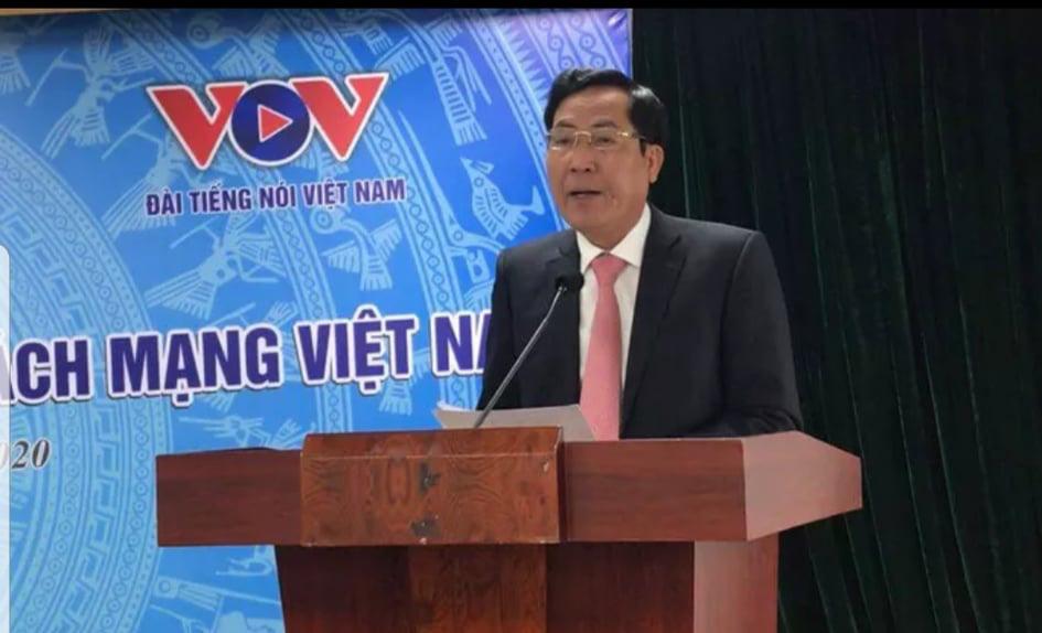 Nhà báo Phan Quang - tấm gương lao động không ngừng nghỉ - Ảnh 2.