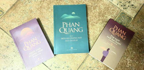 Nhà báo Phan Quang - tấm gương lao động không ngừng nghỉ - Ảnh 6.