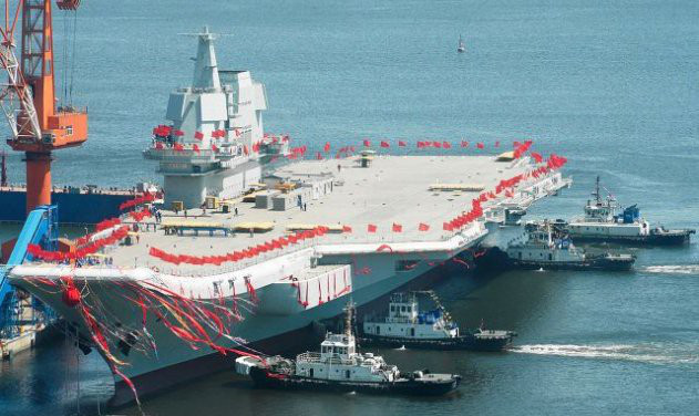 Đọ sức kho vũ khí tối tân của Nhật Bản và Trung Quốc - Ảnh 8.