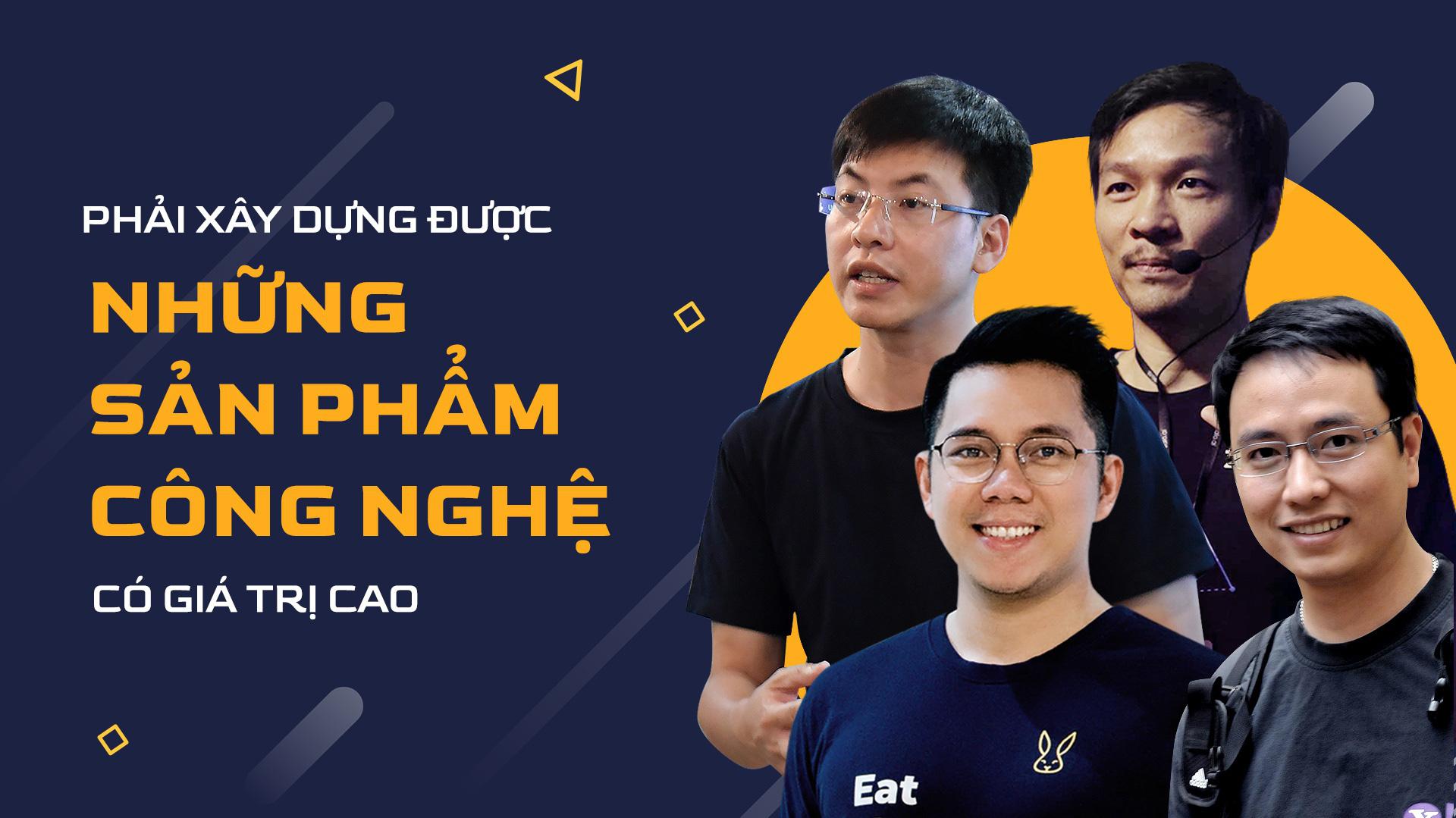 Startup Việt hiến kế phát triển công nghệ, đổi mới sáng tạo - Ảnh 2.