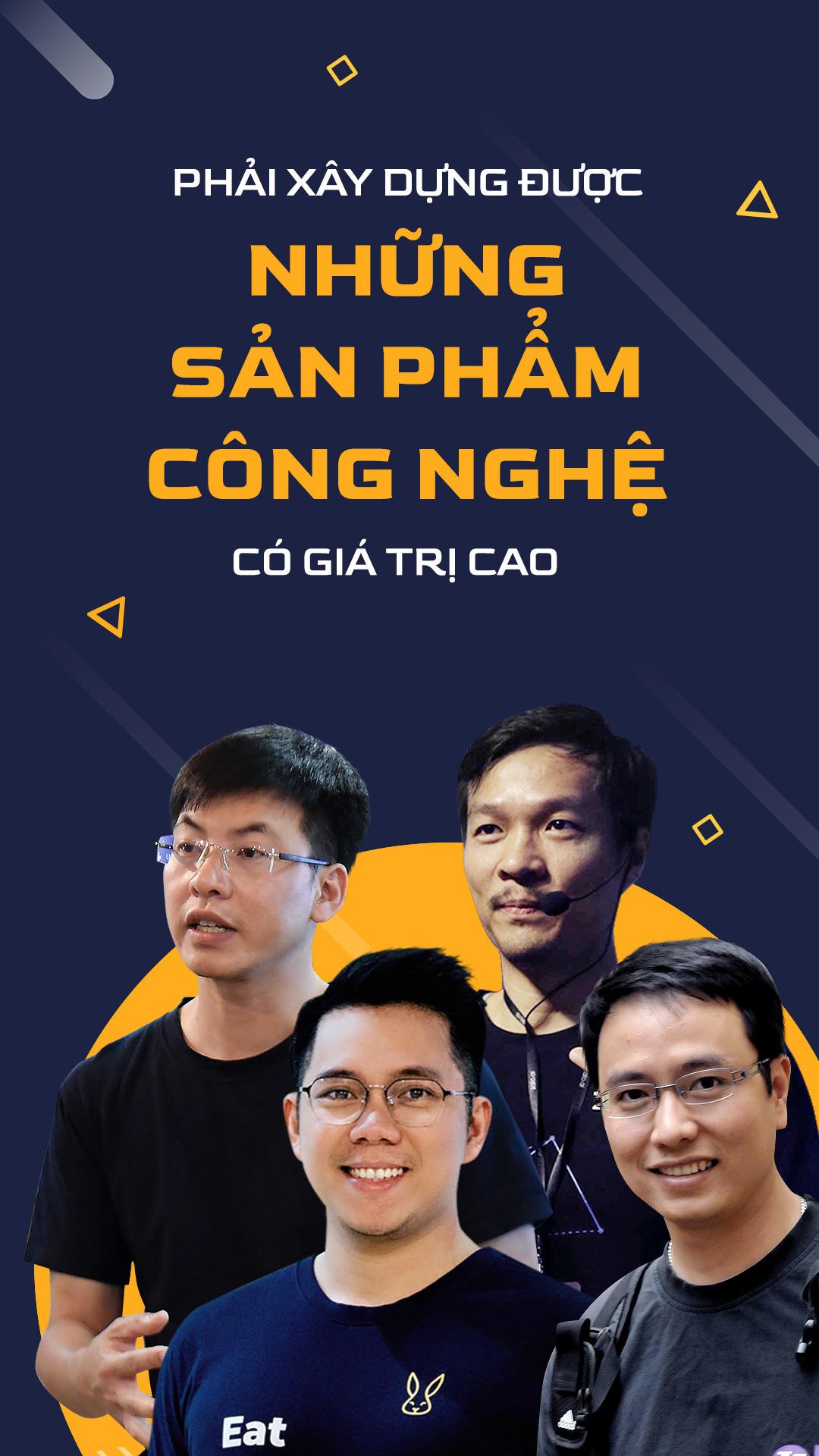 Startup Việt hiến kế phát triển công nghệ, đổi mới sáng tạo - Ảnh 1.