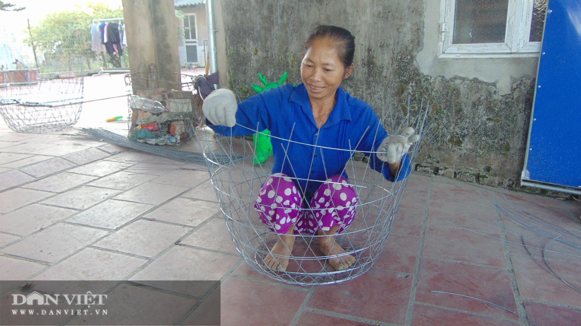 Vợ chồng ông nông dân Thái Nguyên kiếm trên 10 triệu đồng mỗi tháng từ nghề phụ này  - Ảnh 2.