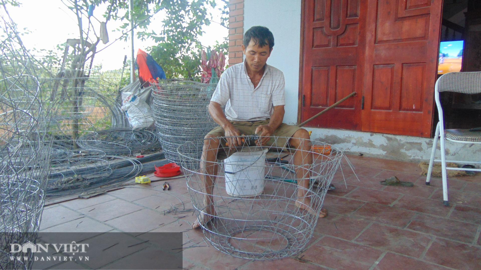 Vợ chồng ông nông dân Thái Nguyên kiếm trên 10 triệu đồng mỗi tháng từ nghề phụ này  - Ảnh 3.