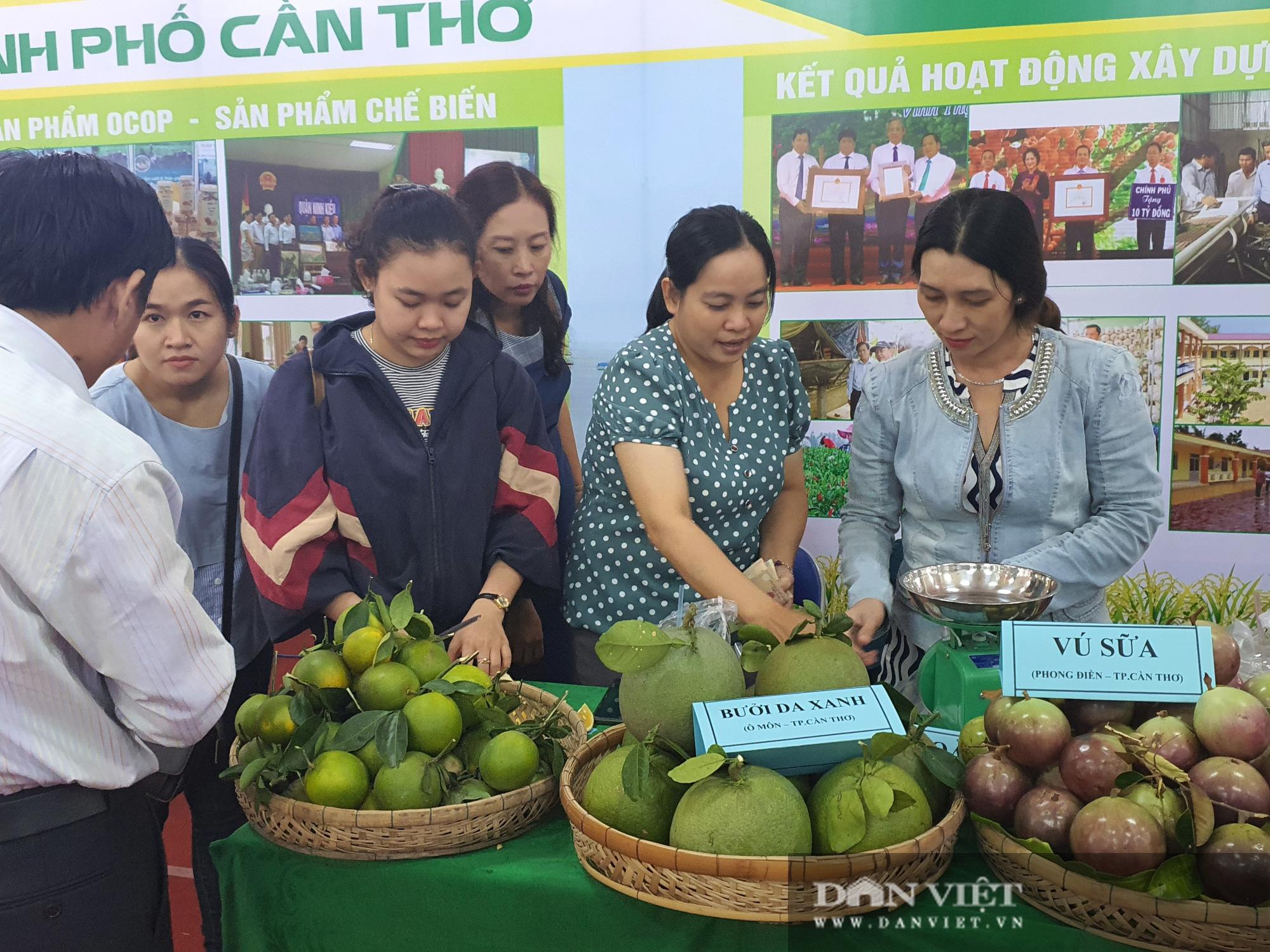 Cần Thơ: Hàng loạt sản phẩm mới lạ xuất hiện tại Hội chợ nông nghiệp quốc tế Việt Nam, không xem sẽ rất tiếc nuối - Ảnh 15.