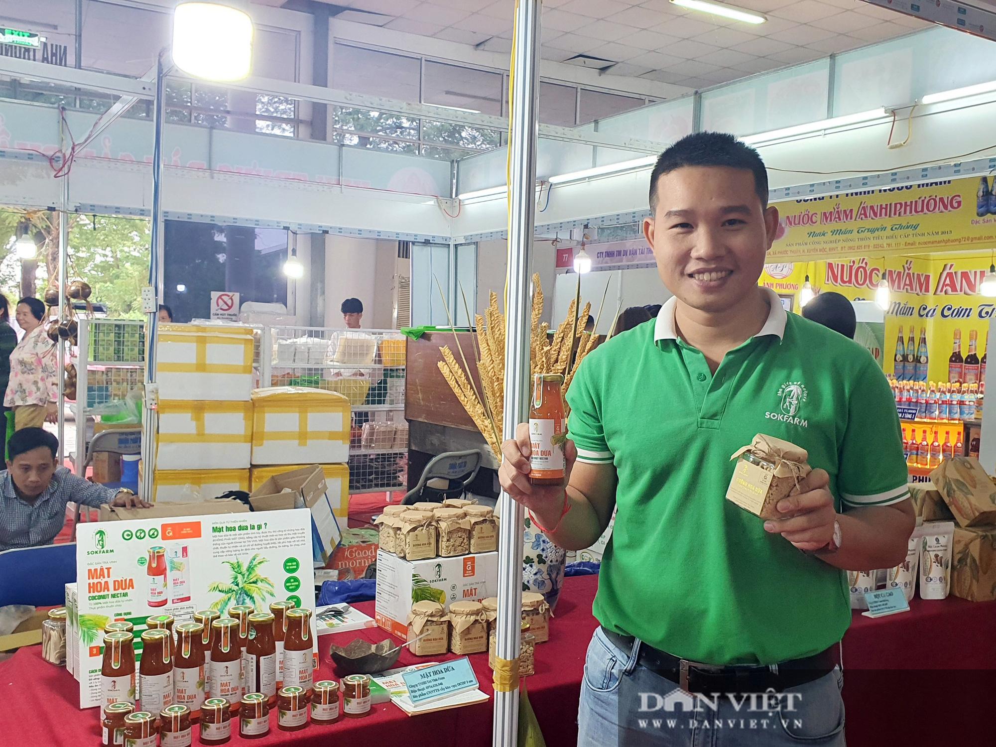 Cần Thơ: Hàng loạt sản phẩm mới lạ xuất hiện tại Hội chợ nông nghiệp quốc tế Việt Nam, không xem sẽ rất tiếc nuối - Ảnh 1.