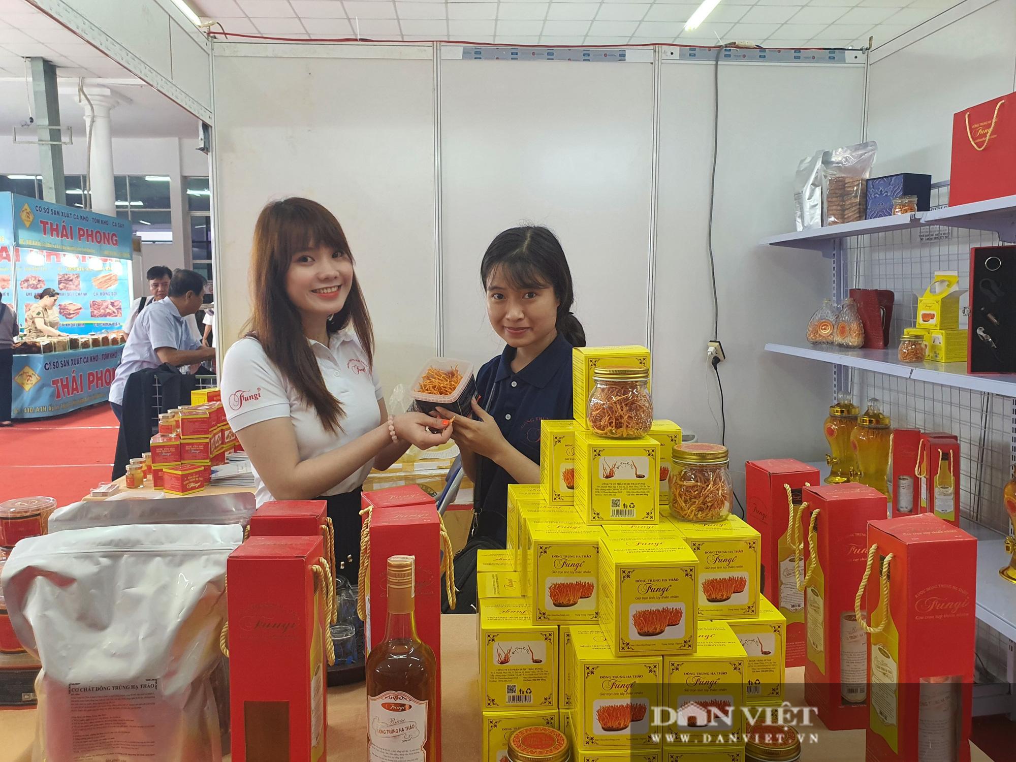 Cần Thơ: Hàng loạt sản phẩm mới lạ xuất hiện tại Hội chợ nông nghiệp quốc tế Việt Nam, không xem sẽ rất tiếc nuối - Ảnh 11.
