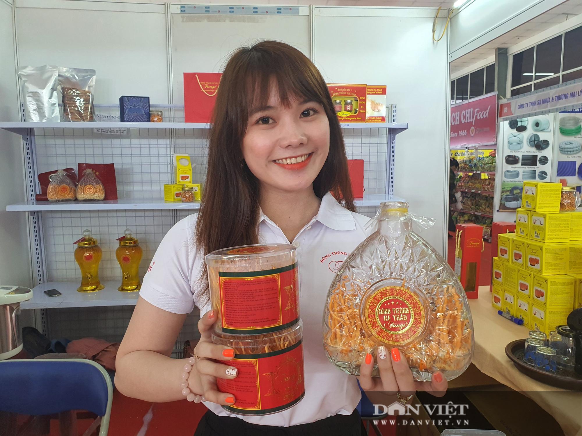 Cần Thơ: Hàng loạt sản phẩm mới lạ xuất hiện tại Hội chợ nông nghiệp quốc tế Việt Nam, không xem sẽ rất tiếc nuối - Ảnh 10.