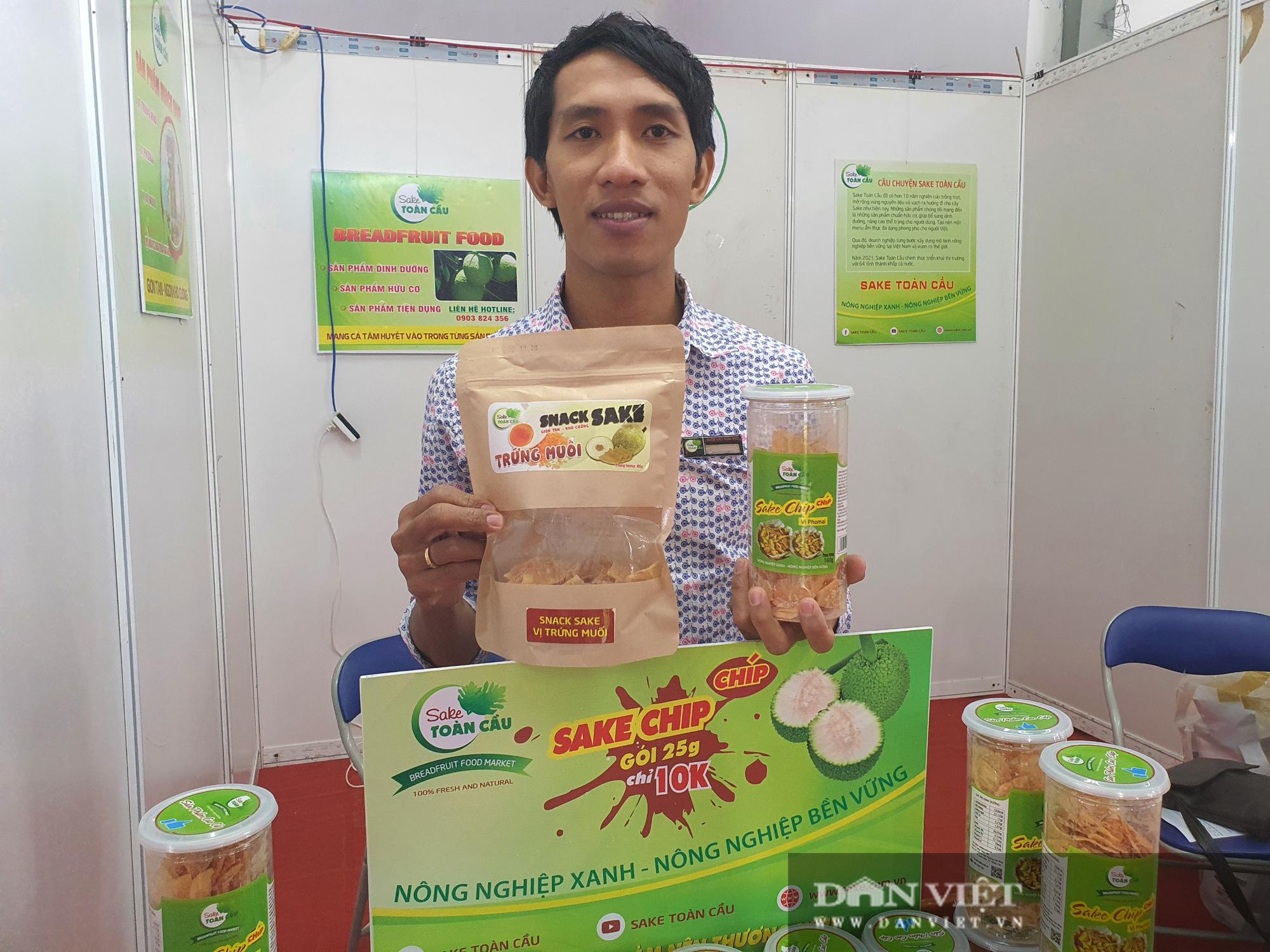 Cần Thơ: Hàng loạt sản phẩm mới lạ xuất hiện tại Hội chợ nông nghiệp quốc tế Việt Nam, không xem sẽ rất tiếc nuối - Ảnh 7.