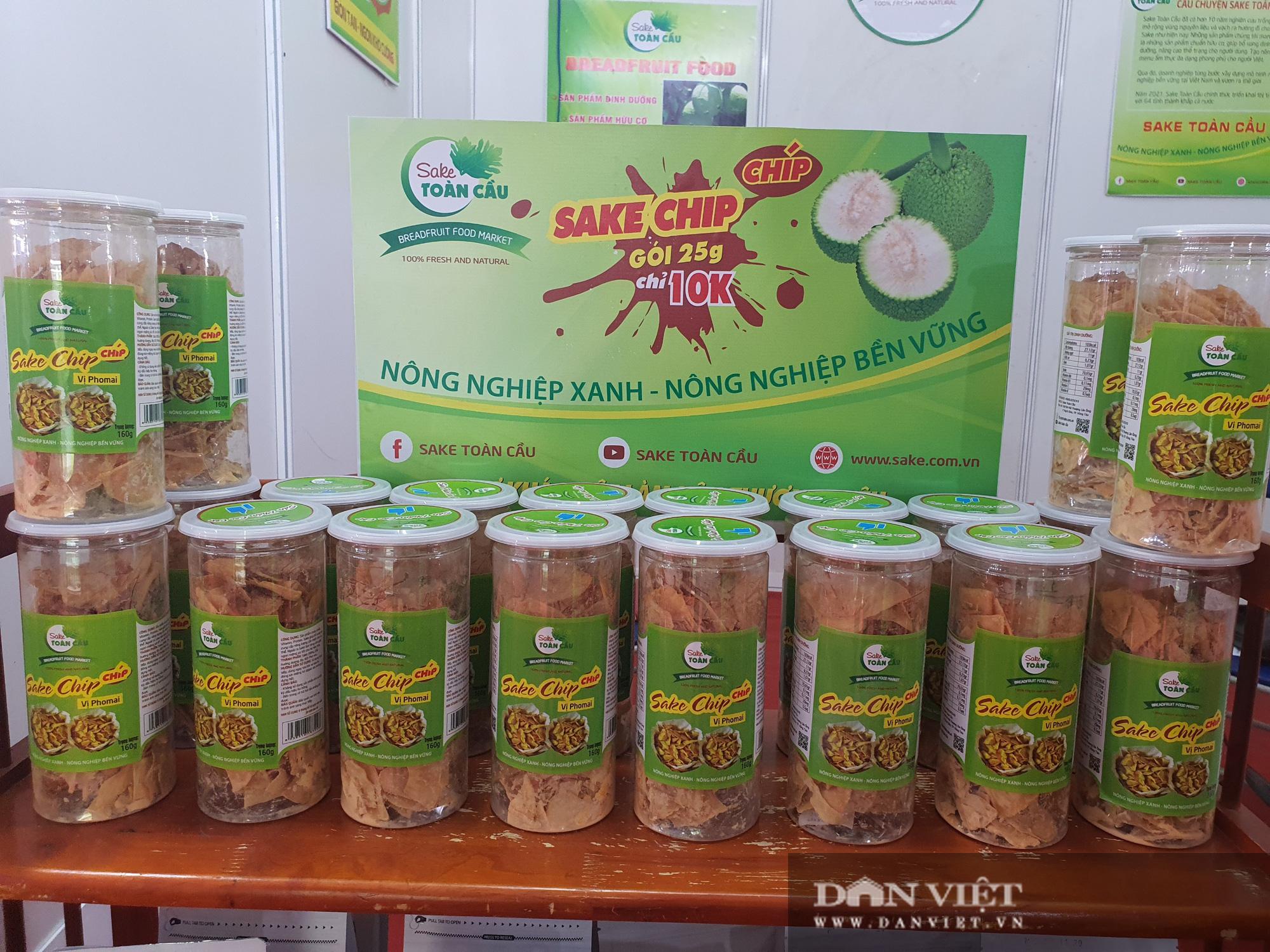 Cần Thơ: Hàng loạt sản phẩm mới lạ xuất hiện tại Hội chợ nông nghiệp quốc tế Việt Nam, không xem sẽ rất tiếc nuối - Ảnh 8.
