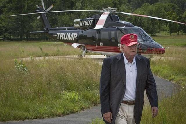 Khám phá chiếc máy bay mà ông Donald Trump đang rao bán  - Ảnh 3.