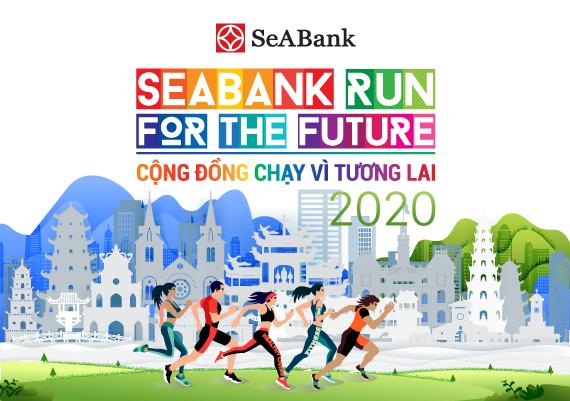 """SeABank khởi động giải chạy thường niên """"SeABank Run for The Future - Cộng đồng chạy vì tương lai 2020"""" - Ảnh 1."""