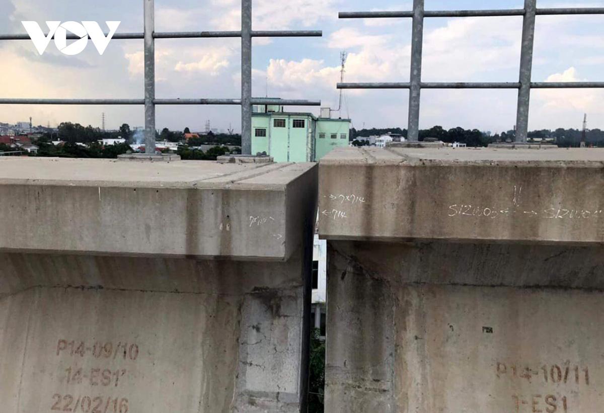 Yêu cầu cung cấp toàn bộ hồ sơ liên quan sự cố tại tuyến Metro số 1 - Ảnh 1.
