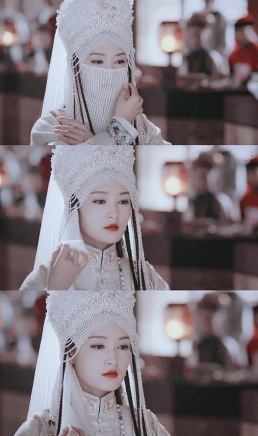 """4 mỹ nhân cổ trang Trung Quốc đời thường: Lý Thấm đẹp tựa nữ thần, Đàm Tùng Vận """"hack tuổi"""" như gái 18 - Ảnh 2."""