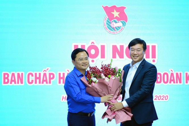 Anh Nguyễn Anh Tuấn làm Bí thư thứ nhất T.Ư Đoàn - Ảnh 2.