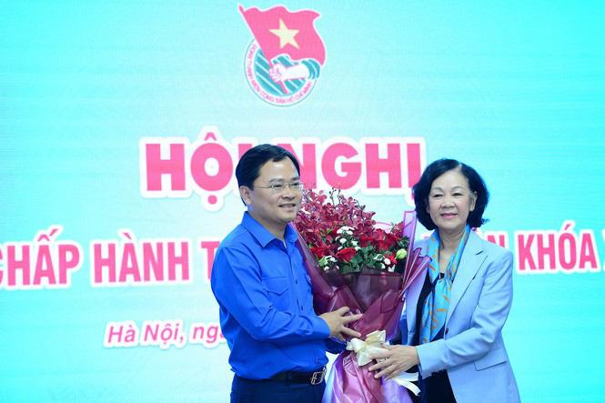 Anh Nguyễn Anh Tuấn làm Bí thư thứ nhất T.Ư Đoàn - Ảnh 1.