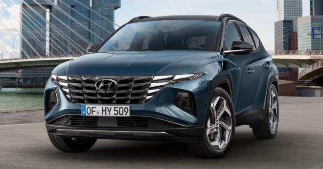 Hyundai Tucson 2021 thay đổi những gì? - Ảnh 1.