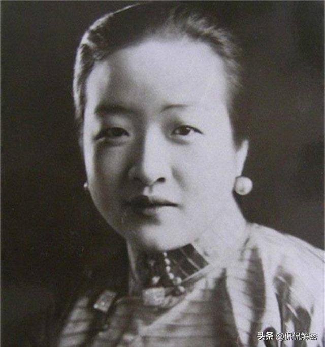 Ngũ đại tài nữ thời Trung Hoa Dân Quốc xinh đẹp đến cỡ nào? - Ảnh 3.