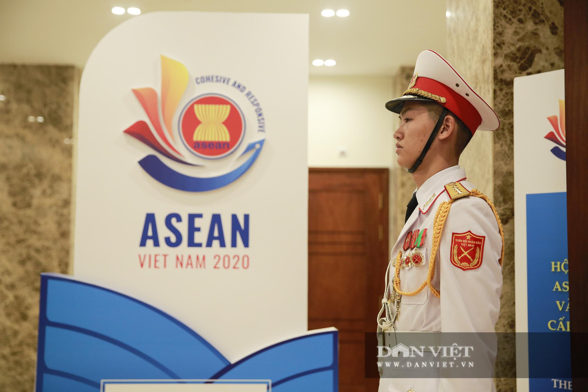Toàn cảnh Khai mạc Hội nghị Cấp cao ASEAN lần thứ 37 - Ảnh 17.