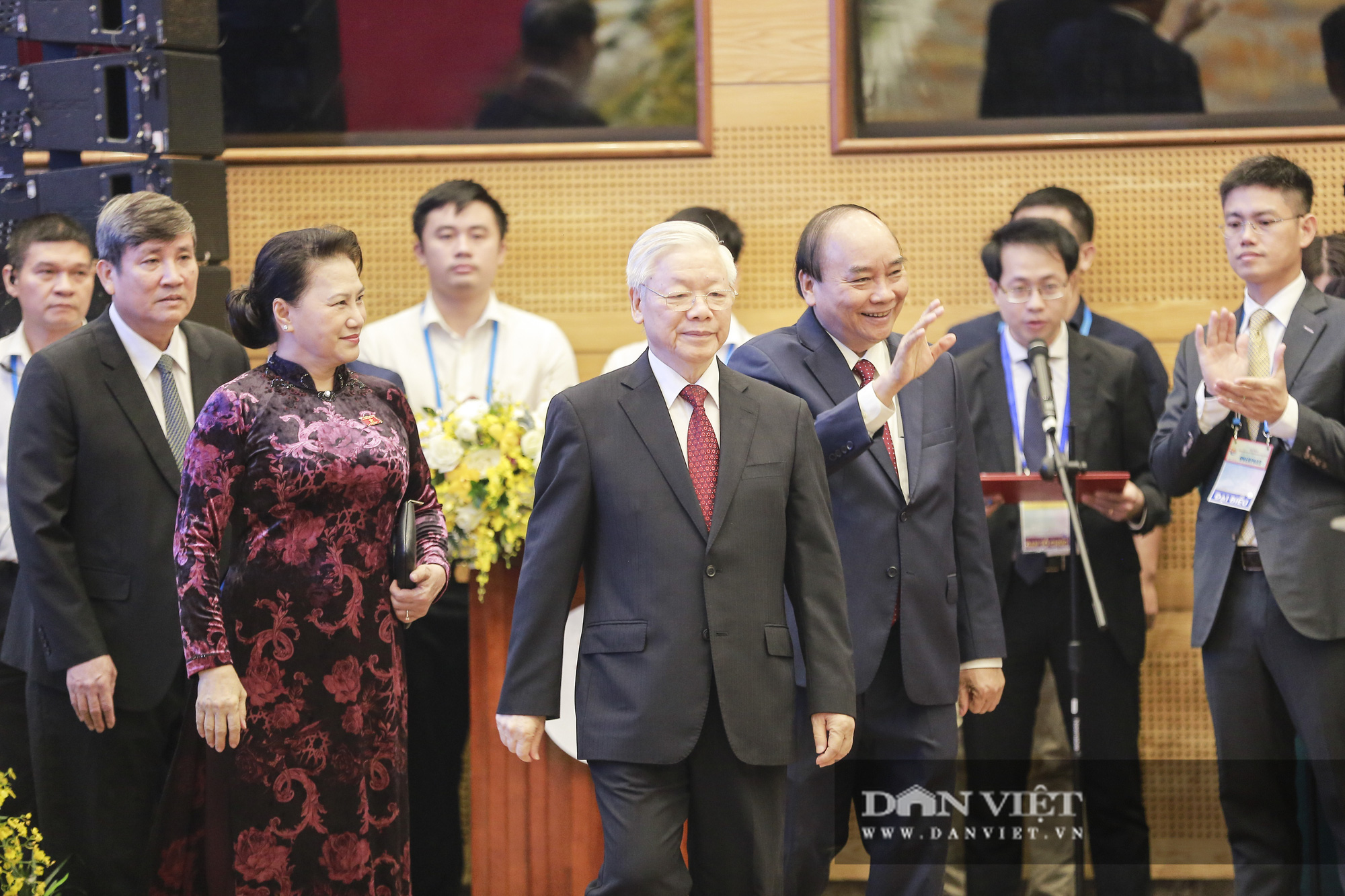 Toàn cảnh Khai mạc Hội nghị Cấp cao ASEAN lần thứ 37 - Ảnh 6.