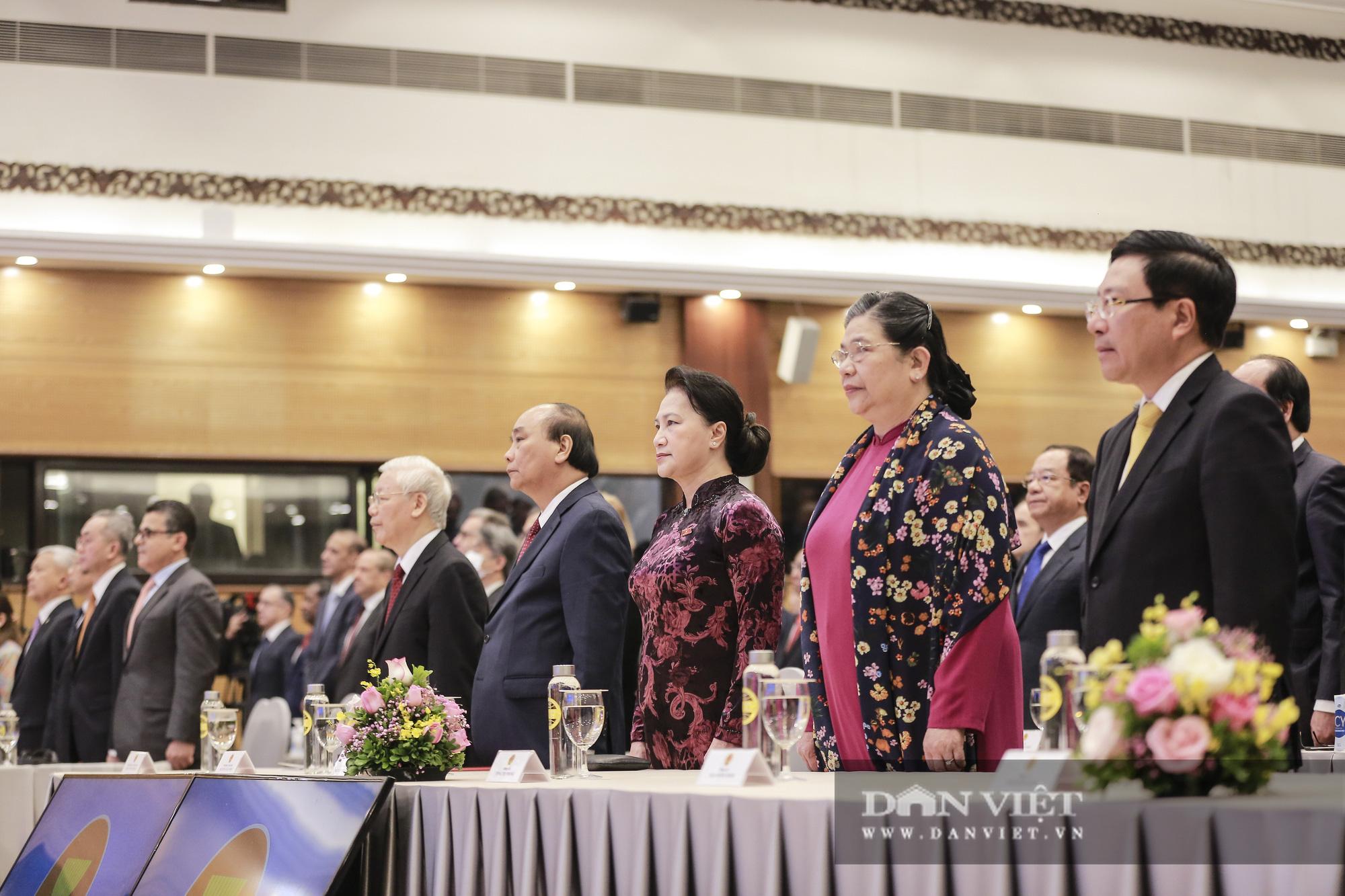 Toàn cảnh Khai mạc Hội nghị Cấp cao ASEAN lần thứ 37 - Ảnh 8.