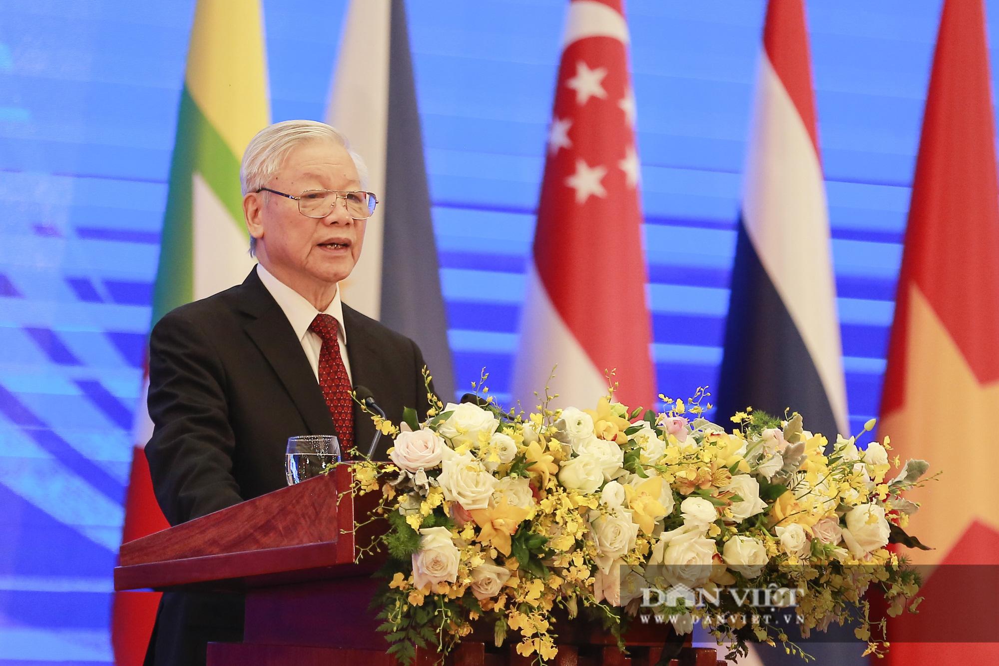 Toàn cảnh Khai mạc Hội nghị Cấp cao ASEAN lần thứ 37 - Ảnh 9.
