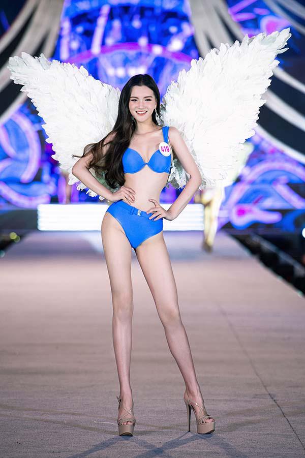 Lộ diện Top 5 Người đẹp biển Hoa hậu Việt Nam 2020  - Ảnh 14.
