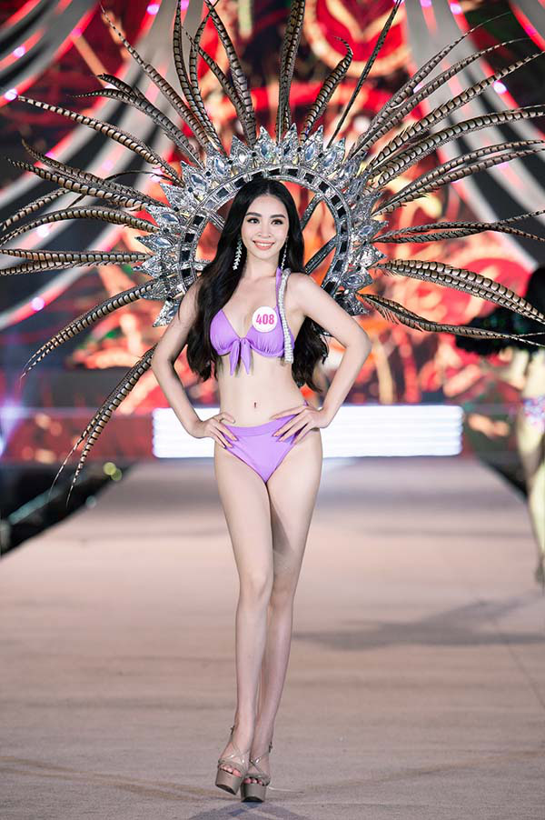Lộ diện Top 5 Người đẹp biển Hoa hậu Việt Nam 2020  - Ảnh 5.
