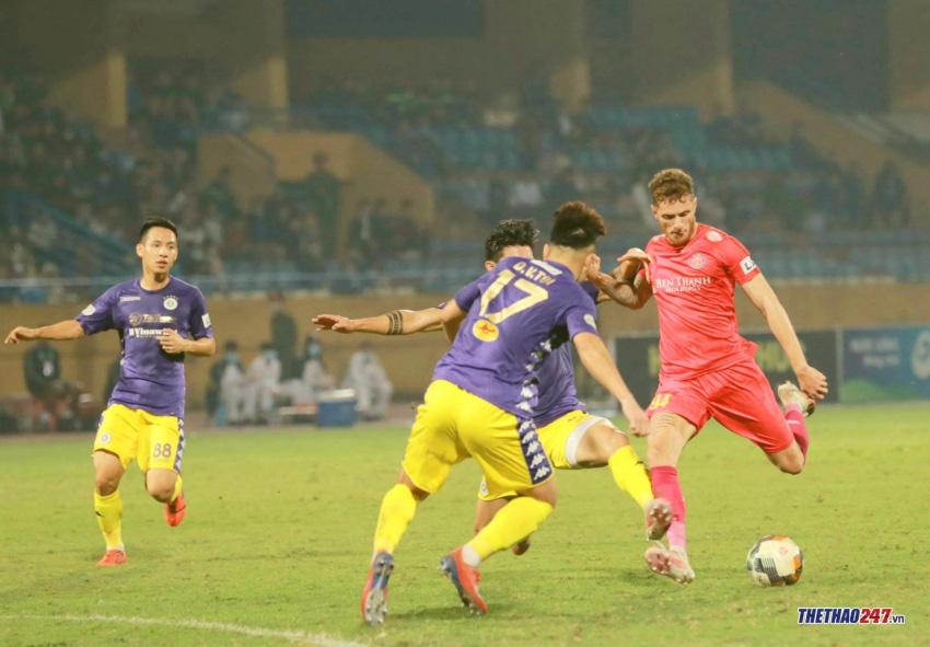 """Sài Gòn FC hậu HCĐ V.League 2020: """"Tan đàn xẻ nghé"""", 3/4 cầu thủ ra đi - Ảnh 1."""