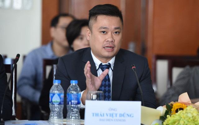 ông Thái Việt Dũng - đại diện Exness