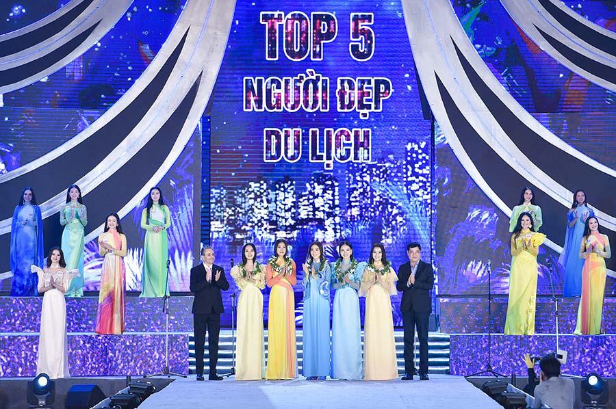 Hoa Hậu Việt Nam công bố Top 5 Người đẹp du lịch– Người đẹp thể thao  - Ảnh 1.