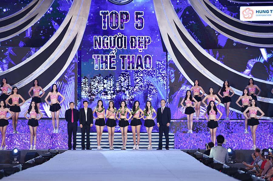 Hoa Hậu Việt Nam công bố Top 5 Người đẹp du lịch– Người đẹp thể thao  - Ảnh 10.