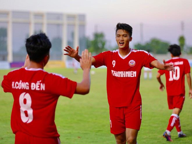 """""""Hạt ngọc"""" U22 Việt Nam bỗng nhiên biết ơn ngoại binh Sài Gòn FC! - Ảnh 1."""